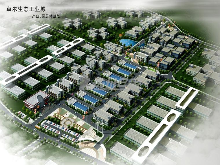 汉南港临港产业园