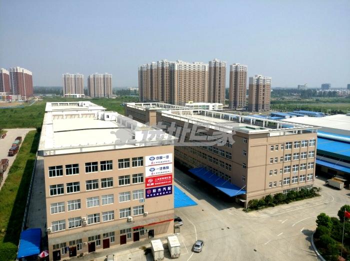 武汉奇灵生物科技园