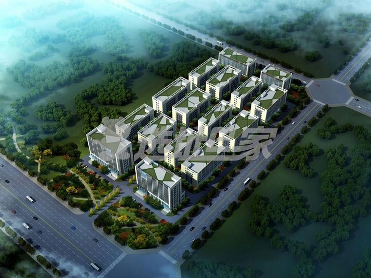 武汉兴业明珠科技产业园
